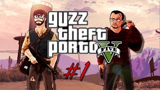 Guzz Theft Porto V #1: Los Santos, nous voilà !