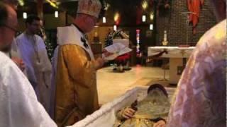 +Robert Anderson, Archpriest  Funeral Part 1