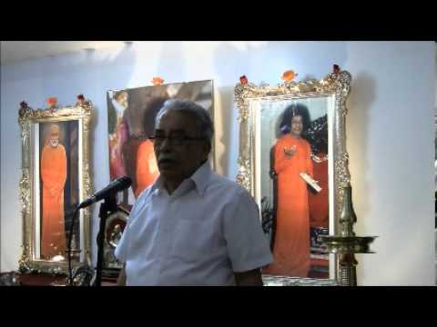 Talk by Prof. Veerabhadraiah Mudigonda at Zanesville, OH September 13th 2013