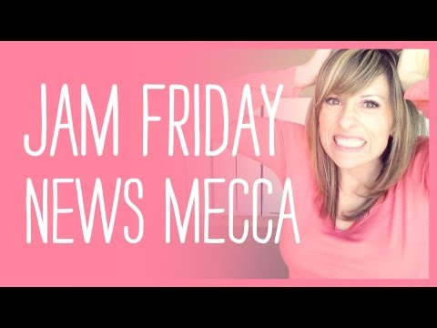 Jam Friday with Pinterest, Social Media Mecca & ECWID News