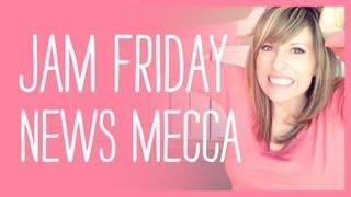Jam Friday with Pinterest, Social Media Mecca & ECWID News