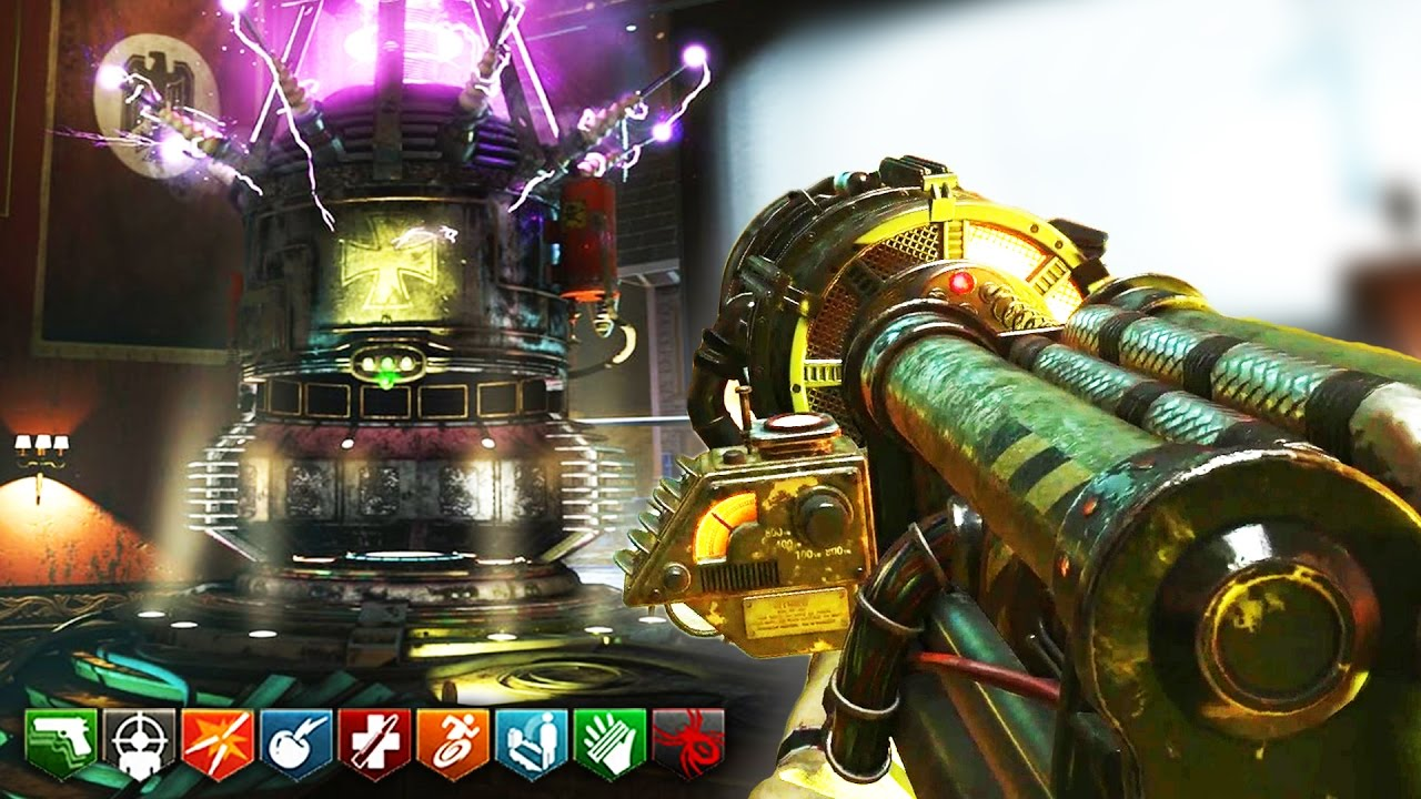 Kino Der Toten Remastered Gameplay Bo3 Zombies Chronicles Dlc 5