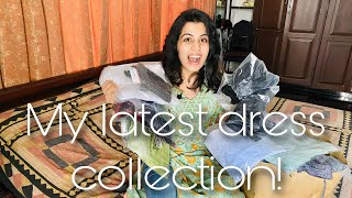 My Latest Dress Collection | Diya Krishna