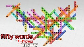 Fifty Words by POWGI (Switch) Review (Video Game Video Review)