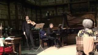 Brahms Viola Sonata Op. 120 No.1  Andante un poco Adagio