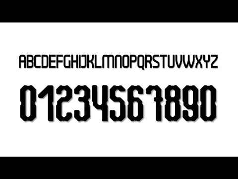 puma world cup 2018 font youtube puma world cup 2018 font