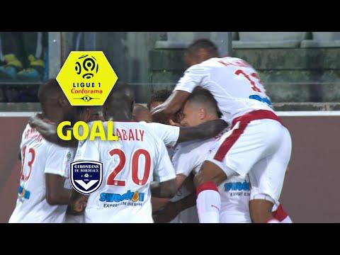 Goal Martin BRAITHWAITE (11') / FC Metz - Girondins de Bordeaux (0-4) (FCM-GdB) / 2017-18