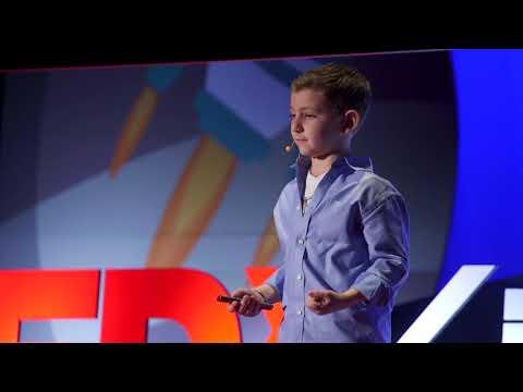 Smiles are Contagious   Giovanni Maroki   TEDxKids@ElCajon thumbnail
