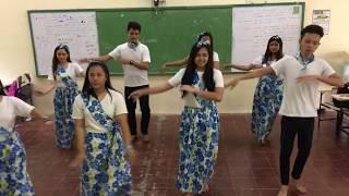 Alitaptap Folk Dance (P.E)