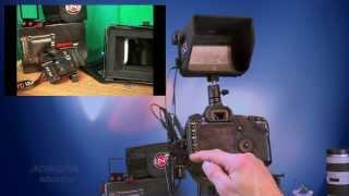 MLV+5D Mark ii With Ninja HDMI Hard Drive Recorder