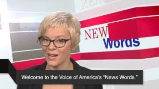 Learning New Word, American English,VOA learning English,VOA special English, collection 7