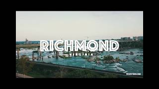 4K UHD Drone | RICHMOND |  VIRGINIA ,  PROJECTKOD