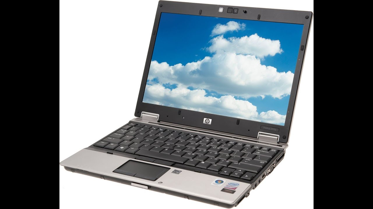 Hp Elitebook 2530p Drivers