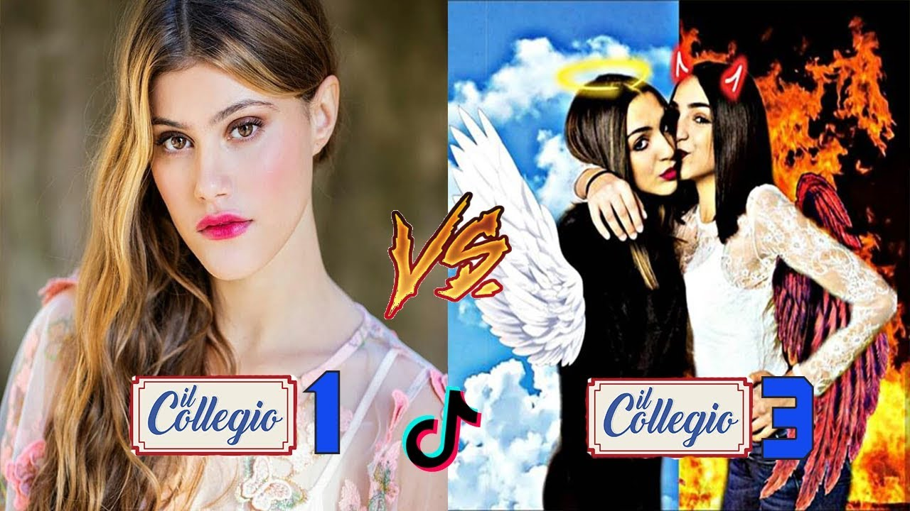TikTok IL COLLEGIO 3 vs IL COLLEGIO 1 !! Musically Battle