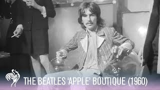 The Beatles Apple Boutique - 60s fashions