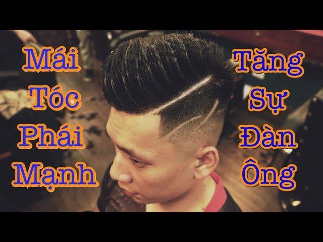 Tóc Nam Chuẩn Men Undercut Xu Hướng Mới 2019   Barbershop Vũ Trí