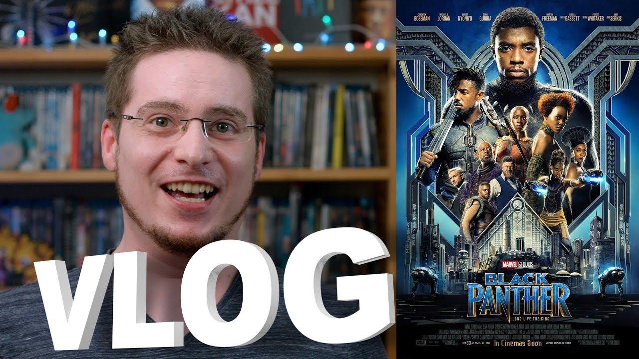 Vlog – Black Panther