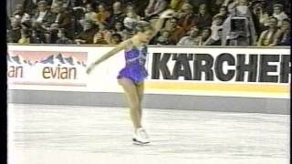 Tara Lipinski (USA) - 1997/1998 Champions Series Final, Figure Skating, Ladies' Free Skate
