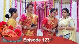 Priyamanaval Episode 1231, 01/02/19