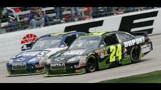 Gambar cover NASCAR Feuds: Jimmie Johnson vs. Jeff Gordon