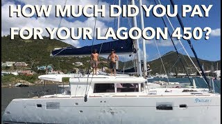 This is how much it cost to fix our hurricane damaged boat - episode 8