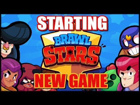 How to Start Brawl Stars - NEW GAME 2017 - Tutorial and Beginner Gameplay | Let's Play Ep. 1