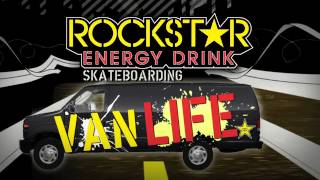 Rockstar Van Life Skate Trip