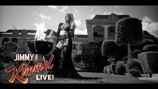 jennifer lopez on dinero music video vegas show