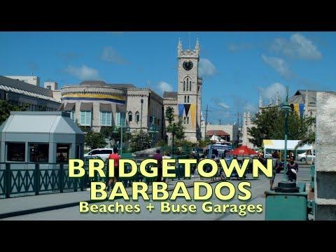 Bridgetown Barbados town guide