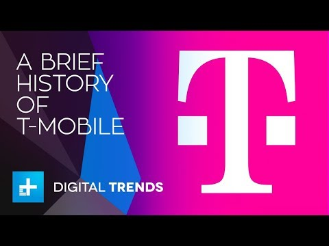 A Brief History of T-Mobile