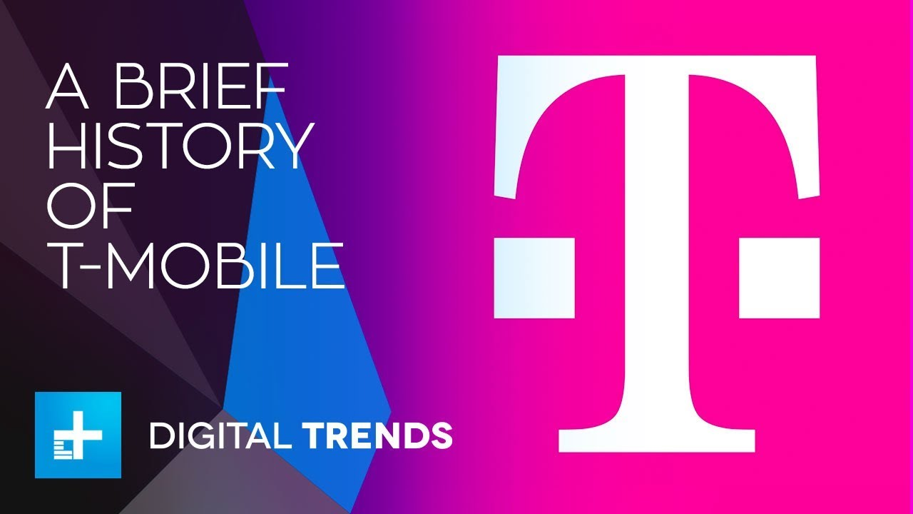 A Brief History Of T Mobile Youtube
