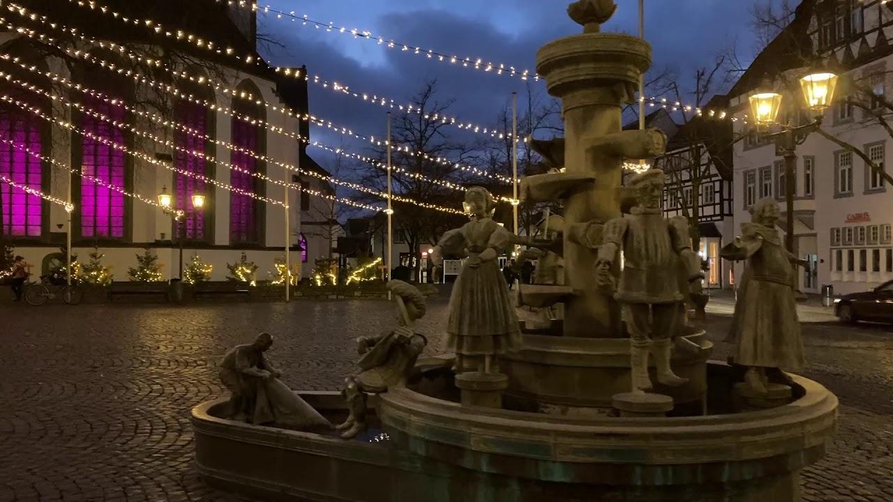 Weihnachten 2020 in Lippstadt