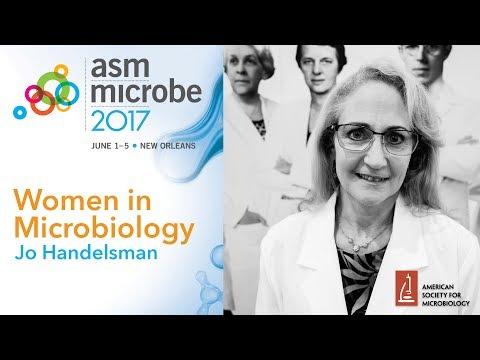 Women in Microbiology - Jo Handelsman