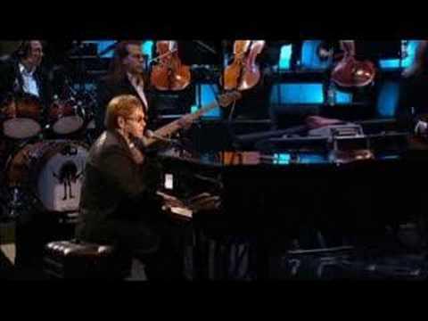 Elton John - Your song (At the Royal Opera House)