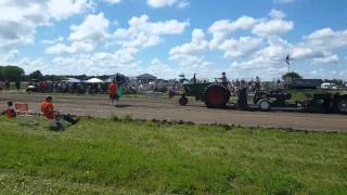2015 Kolacky Days Truck And Tractor Pull Montgomery, Mn