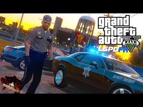 "🔴LivePD ""Foggy Bottom Boyz""◆LSPDFR GTA 5 First Person Patrol◆Richland County Themed Police Mods🚨"