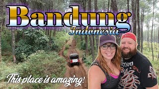 Two Canadians exploring Bandung ( City Tour & Best Things to do when you are here)