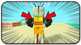 Esta mochila infinita huele divertido - Roblox Poop Scooping Simulador