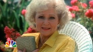 Betty White encourages people to read. » Subscribe for More: http://bit.ly/NBCSub » Stream Your Favorite Shows Anytime: http://bit.ly/NBCFullEpisodes Get ...