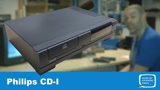 The Philips CD-I Gąme Console / Home Entertainment System - CD-I 210