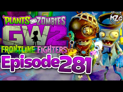 Marine Graveyard Ops! - Plants vs. Zombies: Garden Warfare 2 Gameplay - Episode 281