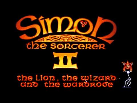 Let's Play Simon the Sorcerer II - Part 1 (Melons!!)
