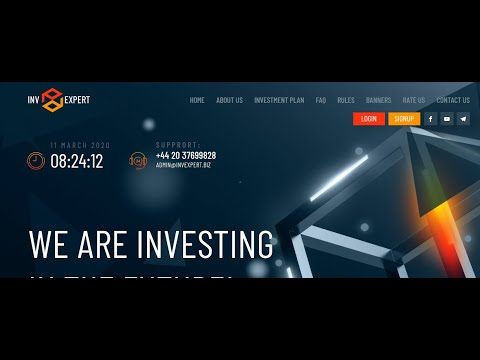 (Scam) InvExpert.biz – We are Investing in the Future!