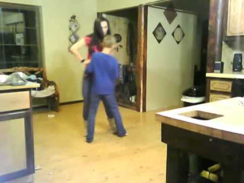 Indian Outlaw Kitchen Dancing