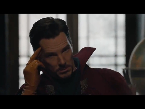 Doctor Strange - Mid Credits with Thor | official featurette (2017) Benedict Cumberbatch