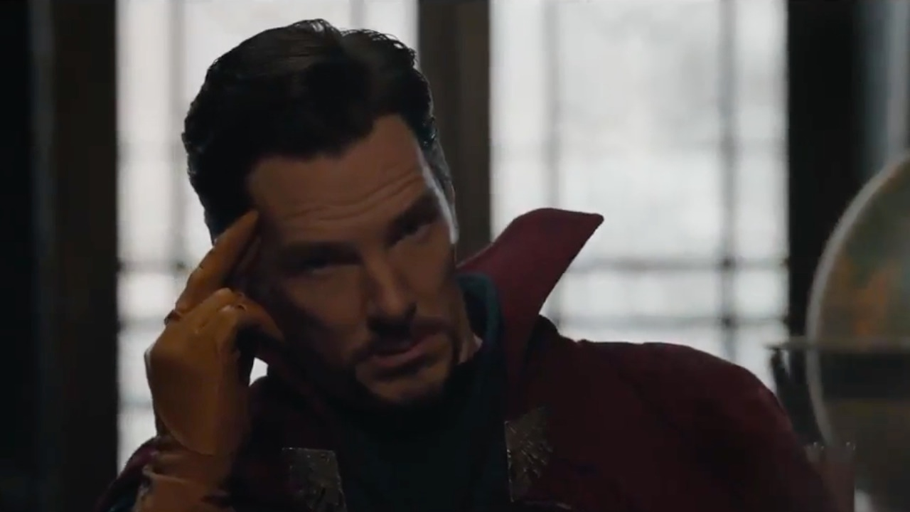 Michael Waldron Talks He Who Remains and What's New in DOCTOR STRANGE 2 - The Illuminerdi