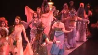 Breda Bellydance Gala Show 18 Mei 2013, modeshow