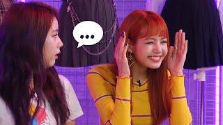 Download When Blackpink Jisoo is DONE with Lisa | 블랙핑크 지수도 감당못하는 깝리사 Mp3 and Videos