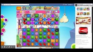 Level 1265 candy crush NO BOOSTERS*