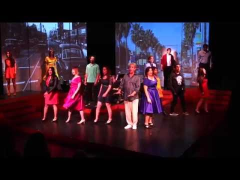 L.A. Now and Then  A New Musical Revue   number